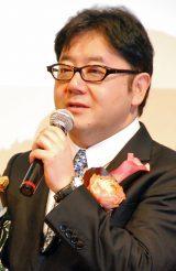 「AKB48選抜総選挙」速報順位について語った秋元康総合プロデューサー (C)ORICON NewS inc.