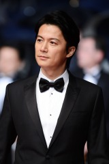 『第66回カンヌ国際映画祭』授賞式に出席した福山雅治(C)2013『そして父になる』製作委員会