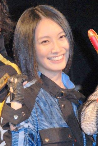 高取ヒデアキ率いるロックバンド・Z旗の10周年ライブにゲスト出席した長澤奈央 (C)ORICON NewS inc.