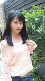 若手注目株の女優・山本舞香