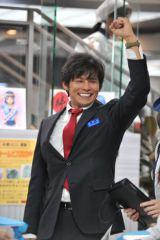 『好きな刑事ランキング』1位は、織田裕二演じる青島俊作 (C)2012 フジテレビジョン アイ・エヌ・ピー