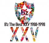 全シングルベスト『B'z The Best XXV 1988-1998』
