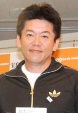 著書『堀江貴文の言葉』の発売記念イベントに出席した堀江貴文 (C)ORICON NewS inc.