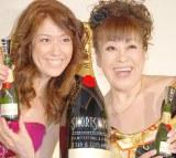 短編映画祭『ショートショート フィルムフェスティバル & アジア 2013』オープニングセレモニーに出席した(左から)LiLiCoと森公美子 (C)ORICON NewS inc.