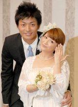 離婚を発表した(左から)中村昌也と矢口真里 (C)ORICON NewS inc.