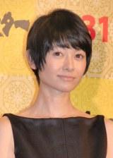 映画『グランドマスター』(31日公開)のジャパンプレミアに出席した真木よう子 (C)ORICON NewS inc.