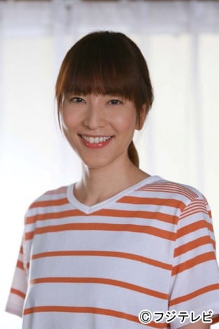 7月スタートのフジテレビ系ドラマ『oh,My Dad!!』に出演する鈴木杏樹