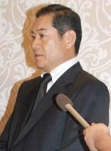 勝新太郎さん『17回忌を偲ぶ会』に参列した松平健 (C)ORICON NewS inc.