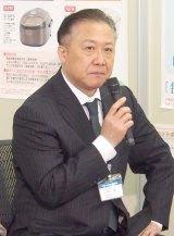 NHKドラマ『七つの会議』取材会に出席した石橋凌 (C)ORICON NewS inc.
