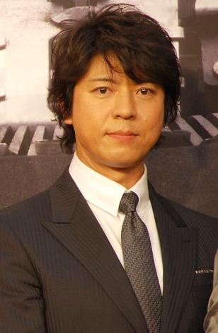 上川隆也、映画初主演に大照れ「自分の顔観るの恥ずかしい」 | ORICON NEWS