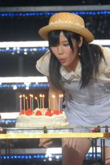 16歳の誕生日を迎えたAKB研究生の北澤早紀(撮影:鈴木かずなり) (C)ORICON NewS inc.