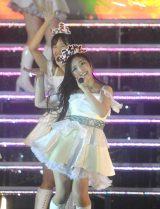 日本武道館で行われた『AKB48グループ研究生コンサート「推しメン早い者勝ち」』の模様(撮影:鈴木かずなり) (C)ORICON NewS inc.