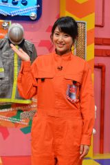 東海テレビの新人アナウンサー・本仮屋リイナが入社2ヶ月で全国ネット番組に初登場(C)東海テレビ