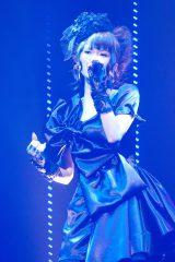 中村由利(Vo)=GARNET CROW解散ライブ『GARNET CROW livescope 〜THE FINAL〜』グランキューブ大阪メインホール