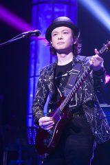 岡本仁志(G)=GARNET CROW解散ライブ『GARNET CROW livescope 〜THE FINAL〜』グランキューブ大阪メインホール