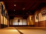 京都での個展「失格」の様子