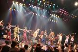 ライブイベント『MUSIC FESTA Vol.1』の様子
