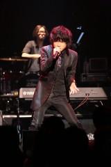 ライブイベント『MUSIC FESTA Vol.1』に出演した中島卓偉