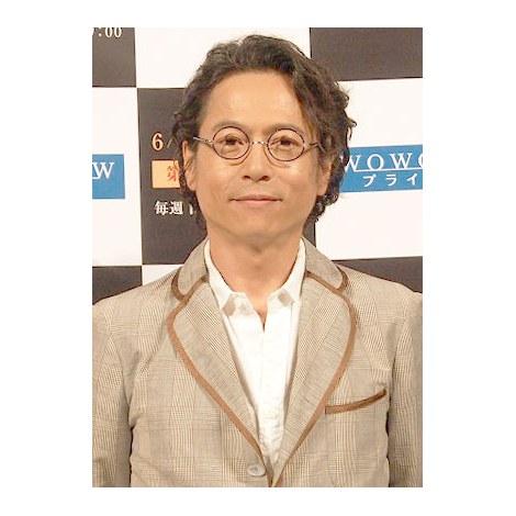 ストイックな役作り方法を明かした三上博史 (C)ORICON NewS inc.