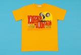 2004年に大野がデザインを担当したオリジナルチャリTシャツ