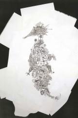 嵐・大野智の作品(C)Satoshi Ohno