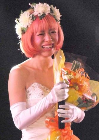 サムネイル 昨年のライブで結婚発表