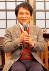 NHK・Eテレの新教育番組『エデュカチオ!』の会見に出席した尾木直樹氏 (C)ORICON DD inc.