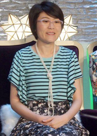 「万人受けしない、一部の人にしか受け入れられない番組にしたい」と意気込んだ光浦靖子=テレビ東京特別番組『みつ星の館』取材会 (C)ORICON NewS inc.