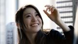 【WONDA】モーニングショット「朝の元気」編メインカット(写真は大島優子)