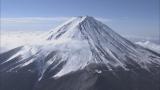 『THE世界遺産』では富士山の世界遺産登録に備えて1年がかりで撮影してきた(C)TBS