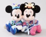 今年もミッキーとミニーが彦星と織姫に! (C)Disney
