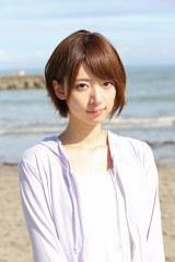"""7月8日スタートの""""月9""""出演が決まった乃木坂46の橋本奈々未 (C)フジテレビ"""