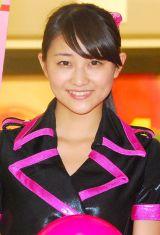 先輩を「(ボウリングの)ピンだと思って倒したい」と宣言した和田彩花(スマイレージ) (C)ORICON NewS inc.