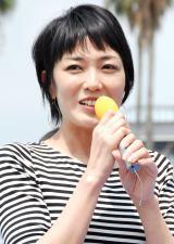 月9ドラマ『SUMMER NUDE』記者発表会に出席した板谷由夏 (C)ORICON NewS inc.