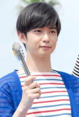月9ドラマ『SUMMER NUDE』記者発表会に出席した千葉雄大 (C)ORICON NewS inc.