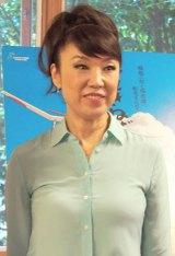 ジブリ最新作『風立ちぬ』で主題歌を担当する松任谷由実 (C)ORICON NewS inc.