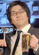 映画『ハングオーバー!!! 最後の反省会』の公開記念イベントに出席した徳井健太(平成ノブシコブシ) (C)ORICON NewS inc.