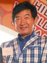自身がプロデュースした『アニバーサリープラン』記者発表会に出席した石田純一 (C)ORICON NewS inc.