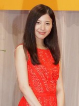 来年3月31日スタートのNHK朝ドラ『花子とアン』の主演を務める吉高由里子 (C)ORICON NewS inc.