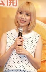 映画『アンコール!!』公開直前イベントに出席した水沢アリー (C)ORICON NewS inc.