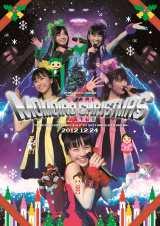 DVD『ももいろクリスマス2012 〜さいたまスーパーアリーナ大会〜 24日公演』のジャケット写真