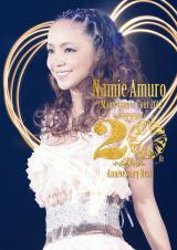 上半期ランキング音楽BD部門で1位を獲得した『namie amuro 5 Major Domes Tour 2012 〜20th Anniversary Best〜』