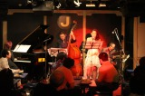 中島知子ジャズライブ『中島'S Night-one time-「6月、雨とジャズ』の模様