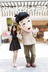 NMB48劇場向かいの「なんばグランド花月」で行われている吉本新喜劇出演を目指す福本愛菜