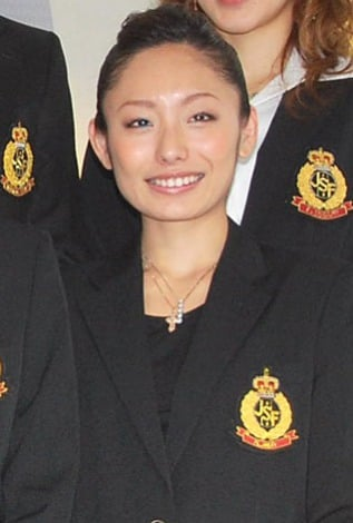 サムネイル 4月に第1子を出産していたことを告白した安藤美姫 (C)ORICON NewS inc.