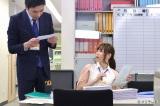 7月7日放送オムニバス形式のオフィスドラマ『フォーチュンクッキー』に出演する小嶋陽菜