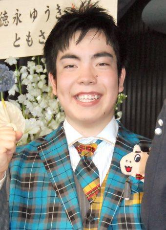 18歳の新人演歌歌手・徳永ゆうき、11月デビュー 目標は「紅白 ...