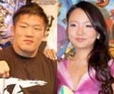 出会いから1年弱で結婚した(左から)石井慧、林明日香 (C)ORICON NewS inc.