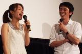 『ゴッドタン キス我慢選手権 THE MOVIE』舞台裏トークで爆笑するみひろと岩井秀人