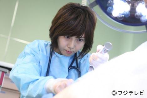 松嶋菜々子「前髪切って」臨む 『救命病棟24時』第5シリーズ | ORICON NEWS